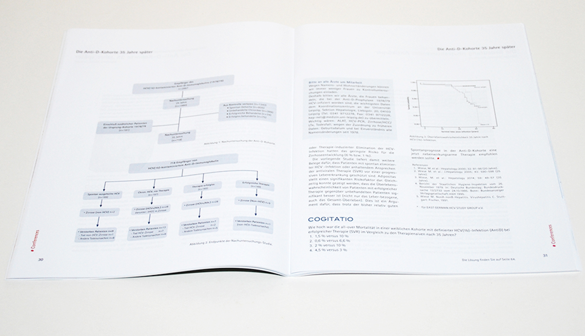 editorial design, magazin, connexi magazin, berlin, AIDS, HIV, Hepatitis diagramm, grafik